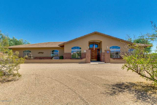7119 E Indigo Street, Mesa, AZ 85207 (MLS #6103180) :: Keller Williams Realty Phoenix