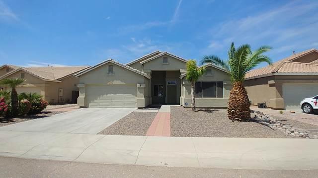 3244 W Shumway Farm Road, Phoenix, AZ 85041 (MLS #6103190) :: The Carin Nguyen Team