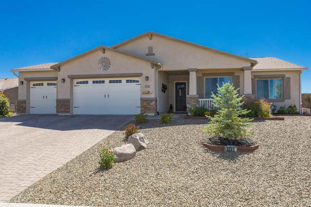 8241 N Sage Vista, Prescott Valley, AZ 86315 (MLS #6103195) :: Keller Williams Realty Phoenix