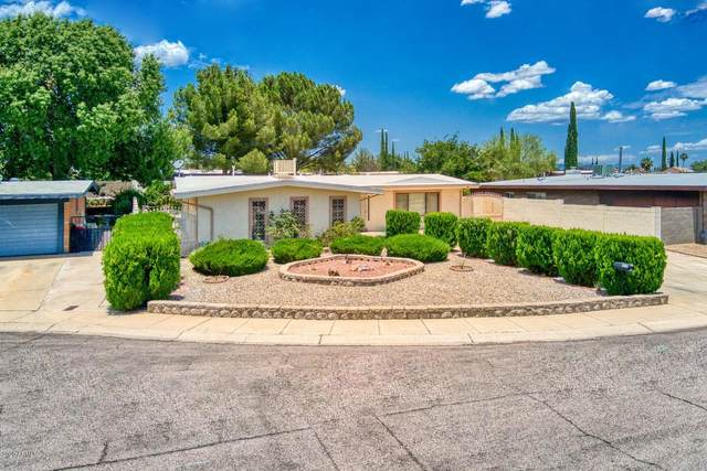 1132 La Rosa Court, Sierra Vista, AZ 85635 (MLS #6103218) :: Riddle Realty Group - Keller Williams Arizona Realty