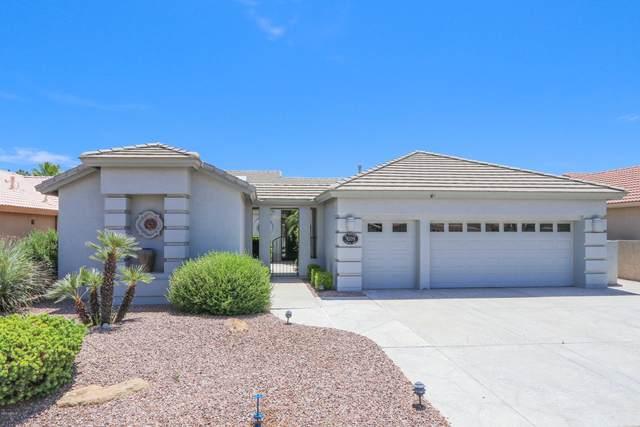 9209 E Crystal Drive, Sun Lakes, AZ 85248 (MLS #6103223) :: Budwig Team | Realty ONE Group