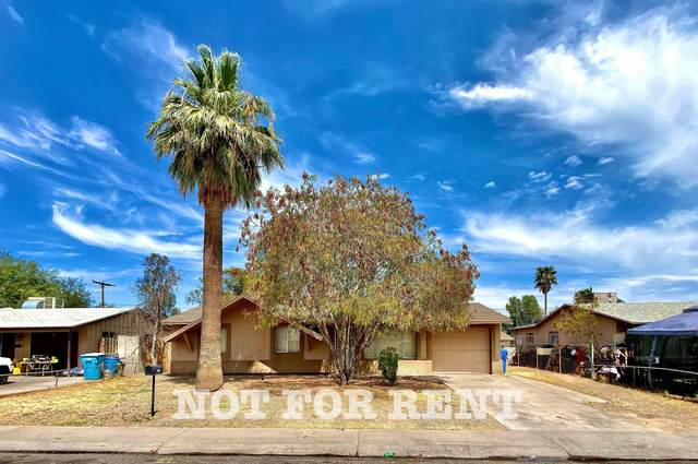 2811 N 49TH Avenue, Phoenix, AZ 85035 (MLS #6103233) :: Service First Realty