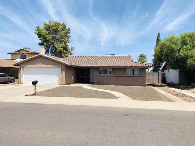 5516 W Carol Avenue, Glendale, AZ 85302 (MLS #6103236) :: Keller Williams Realty Phoenix