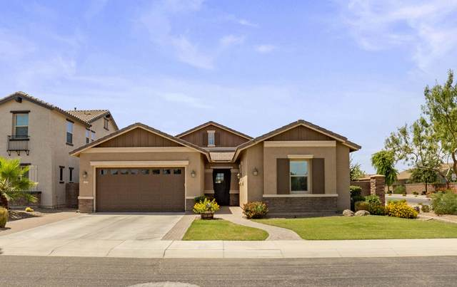 2539 E Tiffany Way, Gilbert, AZ 85298 (MLS #6103242) :: Service First Realty