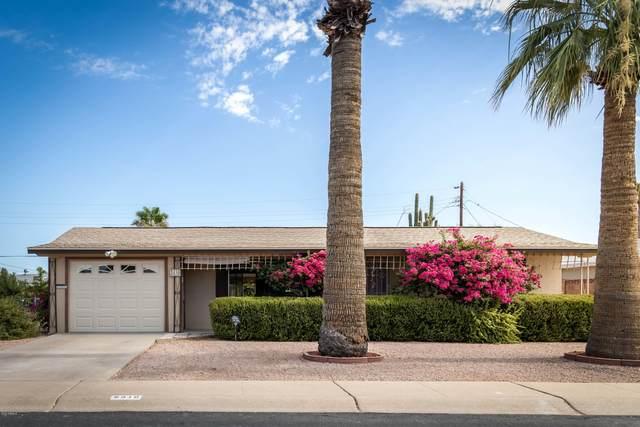 5310 E Cicero Street, Mesa, AZ 85205 (MLS #6103248) :: Keller Williams Realty Phoenix