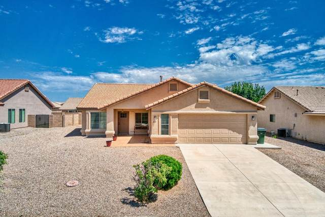 2617 Cartegena Drive, Sierra Vista, AZ 85650 (MLS #6103291) :: neXGen Real Estate