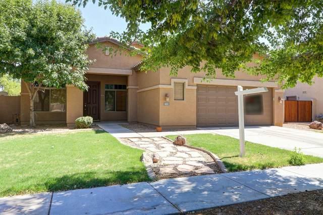 4031 E Carriage Way, Gilbert, AZ 85297 (MLS #6103316) :: Keller Williams Realty Phoenix