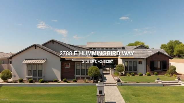 2788 E Hummingbird Way, Gilbert, AZ 85297 (MLS #6103322) :: Lux Home Group at  Keller Williams Realty Phoenix