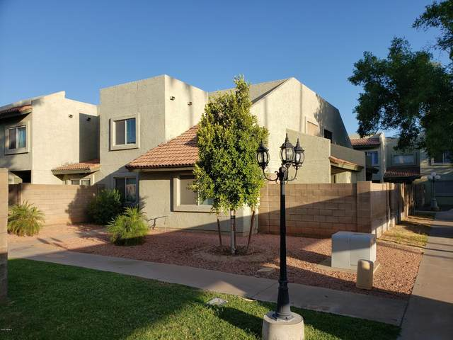 222 W Brown Road #111, Mesa, AZ 85201 (MLS #6103363) :: Klaus Team Real Estate Solutions