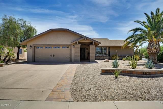 21419 N Morning Dove Drive, Sun City West, AZ 85375 (MLS #6103364) :: Balboa Realty