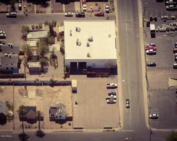 901 N 17TH Avenue, Phoenix, AZ 85007 (MLS #6103392) :: Keller Williams Realty Phoenix