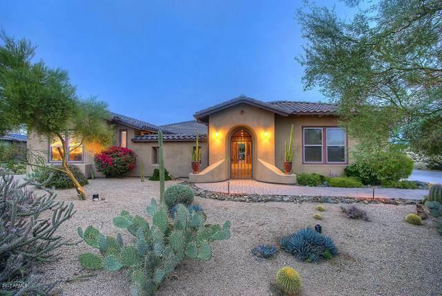 9910 E Allison Way, Scottsdale, AZ 85262 (MLS #6103404) :: Keller Williams Realty Phoenix