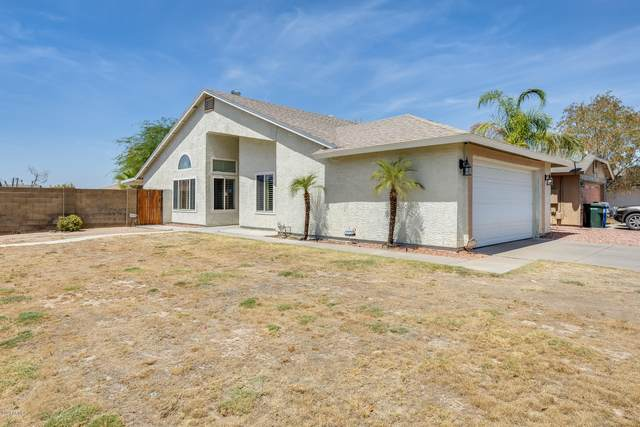 1702 E Greenway Circle, Phoenix, AZ 85042 (MLS #6103408) :: Keller Williams Realty Phoenix