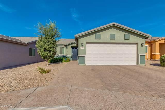 8111 S 5TH Avenue, Phoenix, AZ 85041 (MLS #6103422) :: Keller Williams Realty Phoenix