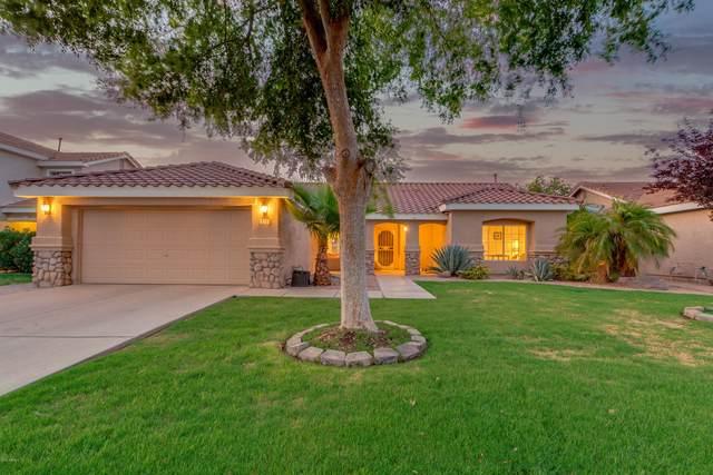 926 W Juanita Avenue, Gilbert, AZ 85233 (MLS #6103435) :: Keller Williams Realty Phoenix