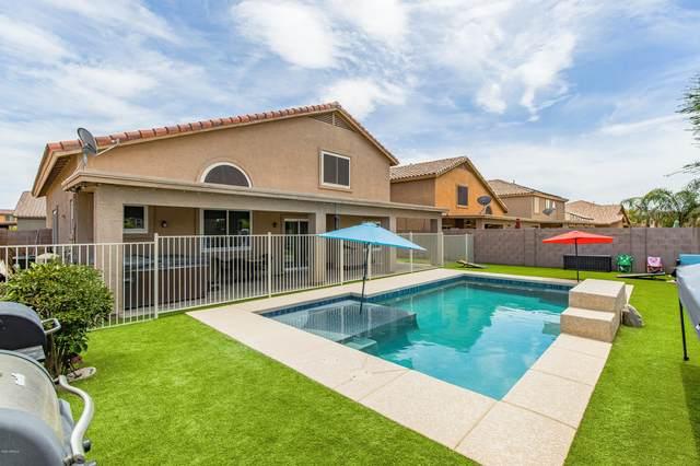14052 N 156TH Lane, Surprise, AZ 85379 (MLS #6103479) :: Klaus Team Real Estate Solutions