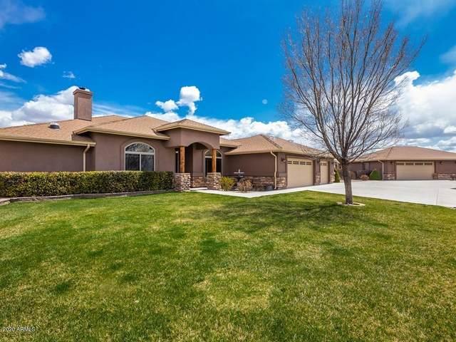 25945 N Hooty Lane, Paulden, AZ 86334 (MLS #6103594) :: My Home Group