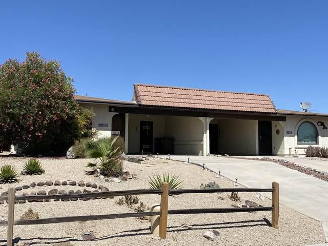 2180 W Val Vista Drive #77, Wickenburg, AZ 85390 (MLS #6103598) :: My Home Group