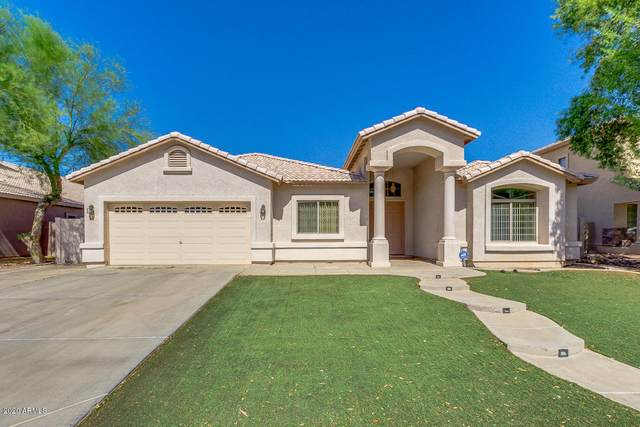 1893 S Cole Drive, Gilbert, AZ 85295 (MLS #6103609) :: Lux Home Group at  Keller Williams Realty Phoenix