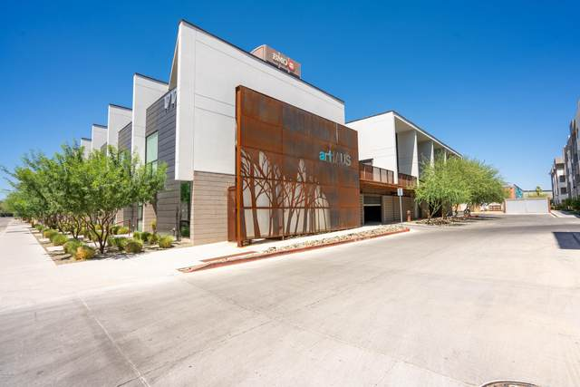 1717 N 1ST Avenue #215, Phoenix, AZ 85003 (MLS #6103626) :: REMAX Professionals