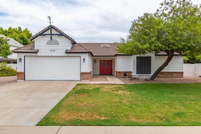 8026 E Tuckey Lane, Scottsdale, AZ 85250 (MLS #6103677) :: Klaus Team Real Estate Solutions