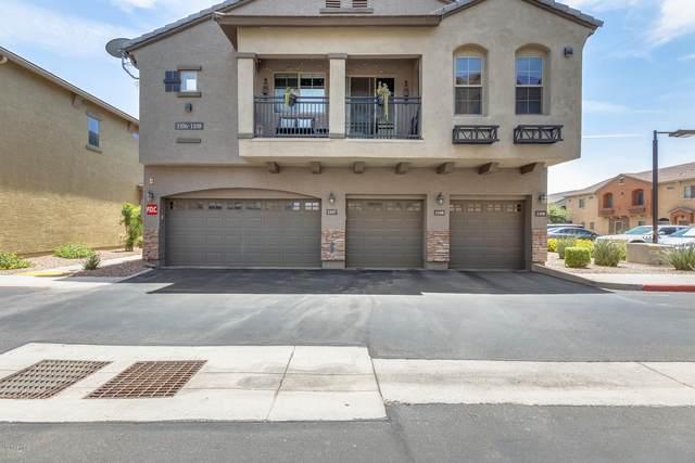 2401 E Rio Salado Parkway #1107, Tempe, AZ 85281 (MLS #6103696) :: Klaus Team Real Estate Solutions