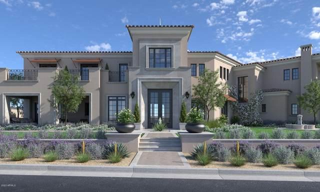 9735 E Kemper Way, Scottsdale, AZ 85255 (MLS #6103714) :: Conway Real Estate