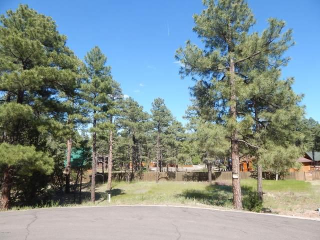 1161 N Needles Creek Drive, Show Low, AZ 85901 (MLS #6103735) :: My Home Group