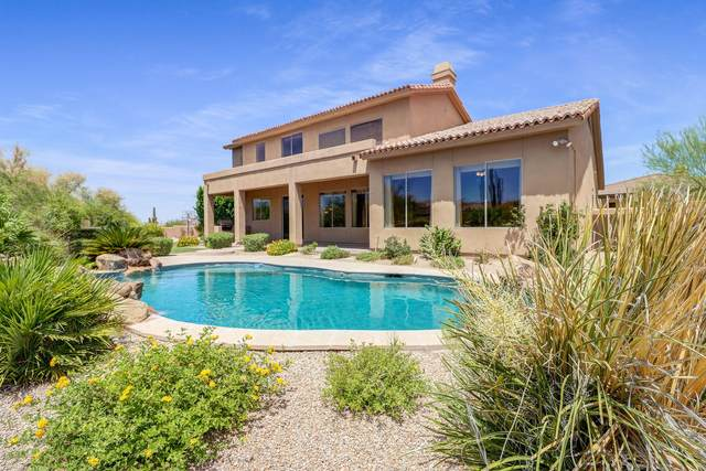 11589 E Four Peaks Road, Scottsdale, AZ 85262 (MLS #6103758) :: Yost Realty Group at RE/MAX Casa Grande
