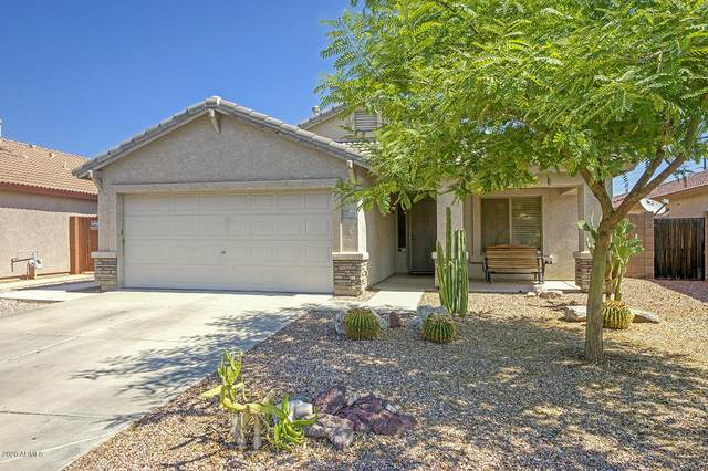 13128 W Evans Drive, Surprise, AZ 85379 (MLS #6103762) :: Klaus Team Real Estate Solutions