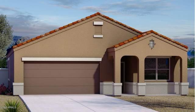 1134 E Tyler Lane, Casa Grande, AZ 85122 (MLS #6103773) :: REMAX Professionals