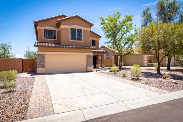 2901 E Silverbell Road, San Tan Valley, AZ 85143 (MLS #6103778) :: BIG Helper Realty Group at EXP Realty