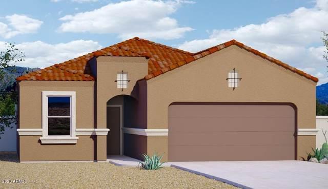 1239 E Evelyn Drive, Casa Grande, AZ 85122 (MLS #6103786) :: REMAX Professionals