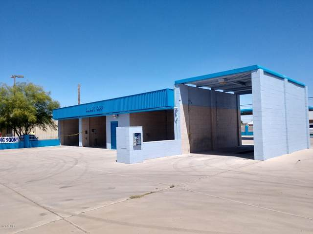 505 N Arizona Boulevard, Coolidge, AZ 85128 (MLS #6103809) :: Brett Tanner Home Selling Team