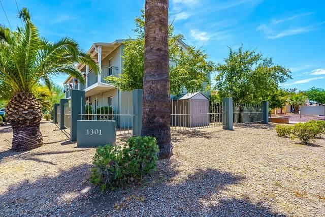 1301 W Mcdowell Road, Phoenix, AZ 85007 (MLS #6103815) :: Conway Real Estate