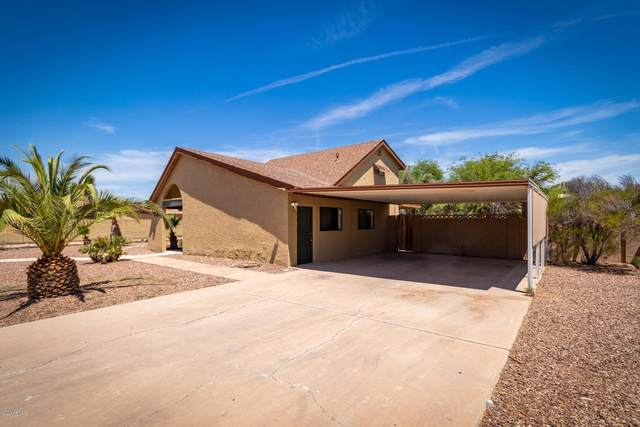 1256 E 11TH Street, Casa Grande, AZ 85122 (MLS #6103823) :: Yost Realty Group at RE/MAX Casa Grande
