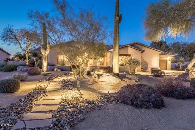 5684 E Bent Tree Drive, Scottsdale, AZ 85266 (MLS #6103826) :: Yost Realty Group at RE/MAX Casa Grande