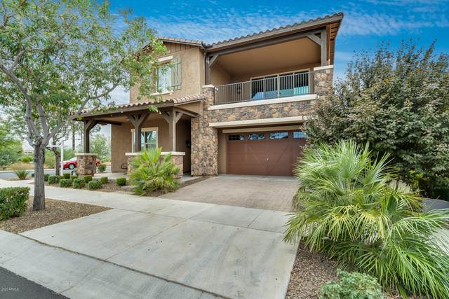 10737 E Pivitol Avenue, Mesa, AZ 85212 (MLS #6103862) :: Dijkstra & Co.