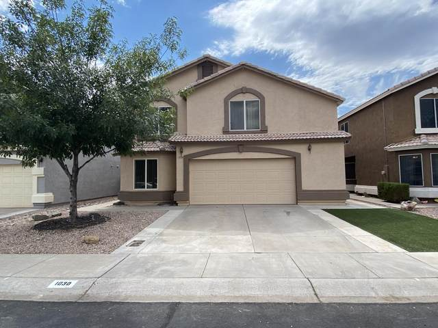 1030 N Blackbird Drive, Gilbert, AZ 85234 (MLS #6103867) :: Yost Realty Group at RE/MAX Casa Grande