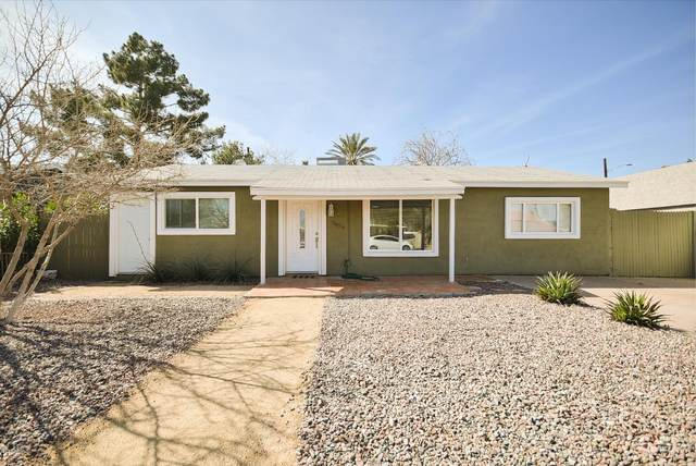 2856 N 71ST Street, Scottsdale, AZ 85257 (MLS #6103878) :: Yost Realty Group at RE/MAX Casa Grande