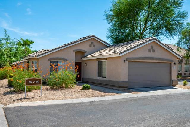 16036 N 11TH Avenue #1029, Phoenix, AZ 85023 (MLS #6103881) :: BIG Helper Realty Group at EXP Realty