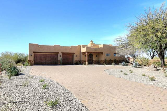 14214 E Gamble Lane, Scottsdale, AZ 85262 (MLS #6103934) :: Klaus Team Real Estate Solutions