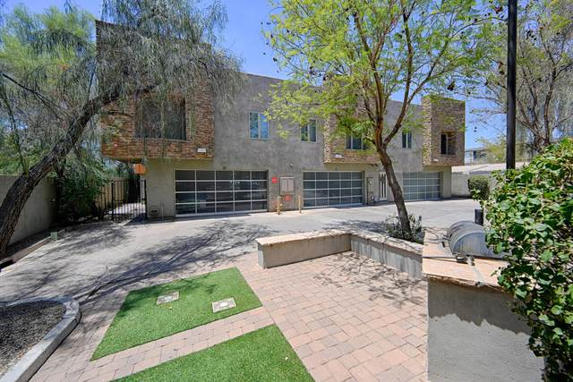 312 S Hardy Drive #102, Tempe, AZ 85281 (MLS #6103944) :: Brett Tanner Home Selling Team