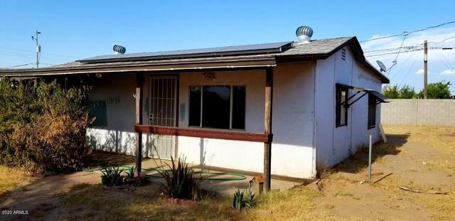 404 N Lincoln Avenue, Casa Grande, AZ 85122 (MLS #6104002) :: Brett Tanner Home Selling Team