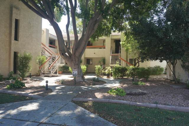 3119 W Cochise Drive #236, Phoenix, AZ 85051 (MLS #6104013) :: Balboa Realty