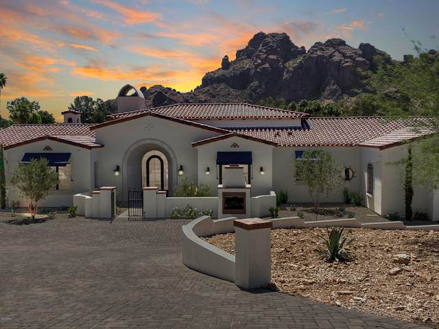 6001 N 45th Street, Paradise Valley, AZ 85253 (MLS #6104029) :: My Home Group