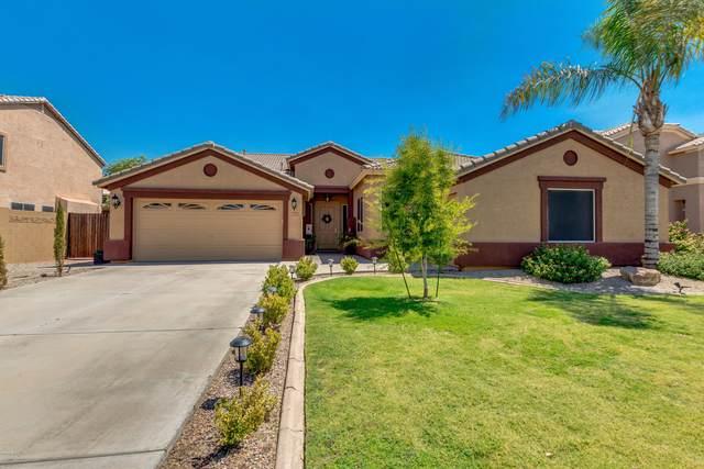 3571 E Remington Drive, Gilbert, AZ 85297 (MLS #6104051) :: Klaus Team Real Estate Solutions