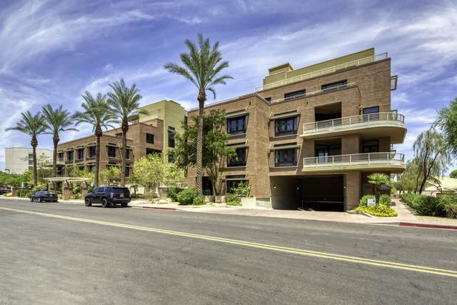 7301 E 3RD Avenue #406, Scottsdale, AZ 85251 (MLS #6104127) :: Lifestyle Partners Team