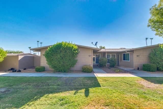10585 W Palmeras Drive H, Sun City, AZ 85373 (MLS #6104240) :: Balboa Realty