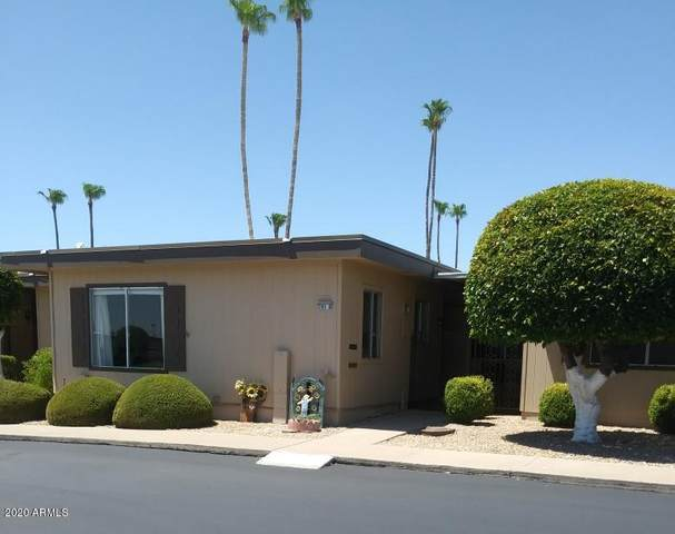 13705 N 98TH Avenue B, Sun City, AZ 85351 (MLS #6104248) :: Balboa Realty